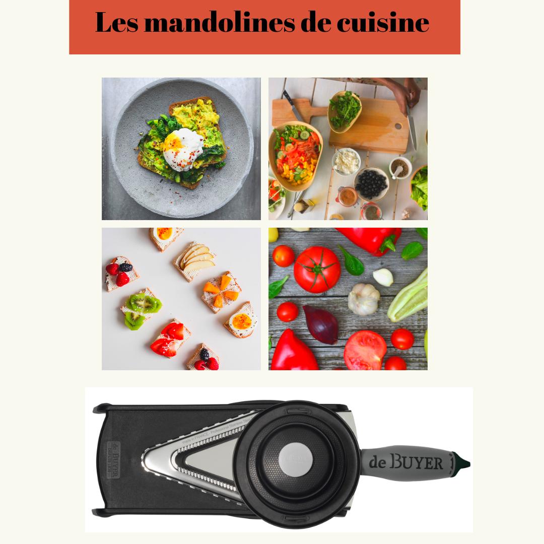 mandoline cuisine